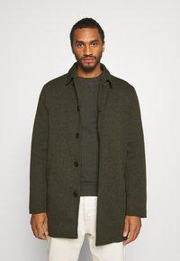 Only & Sons - ONSJANUS FUNCTIONAL KING COAT  - Classic coat - deep depths - 2