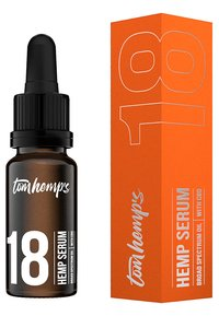 Tom Hemp's - HEMP SERUM 18 - BROADSPECTRUM OIL WITH CBD     - Serum - - - 1