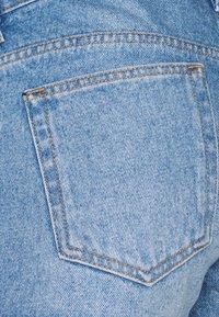 Diesel - DE-RIFTY - Denim shorts - denim blue - 3