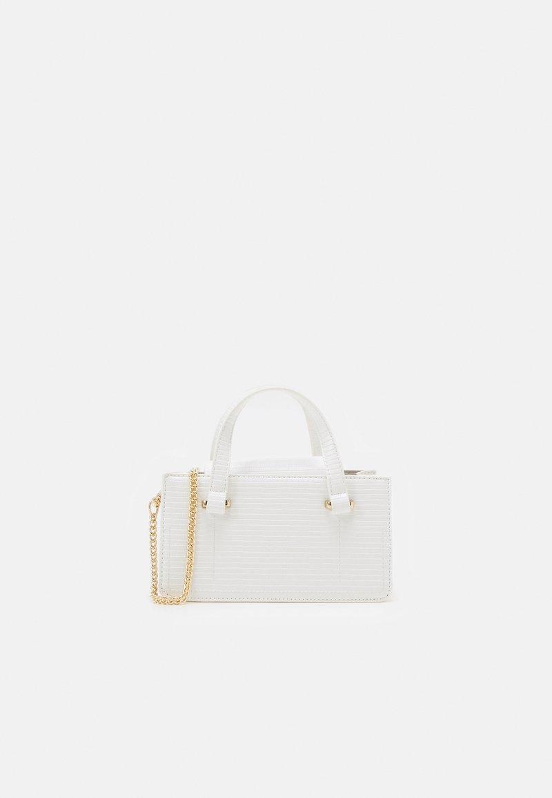 Forever New - MINDY MINI BAG - Handbag - white