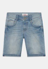 Vingino - CHARLIE - Denim shorts - light blue denim - 0