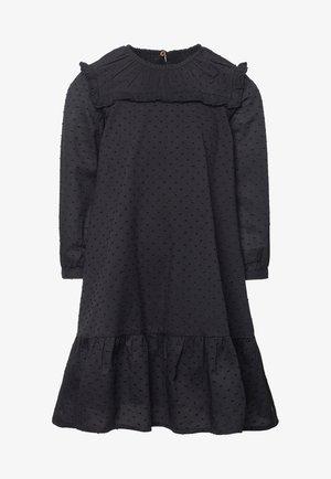 Day dress - jet black