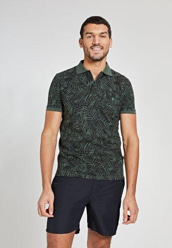 Polo shirt - cilantro