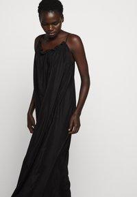 Rika - MALIBUDRESS - Vestido largo - black - 5