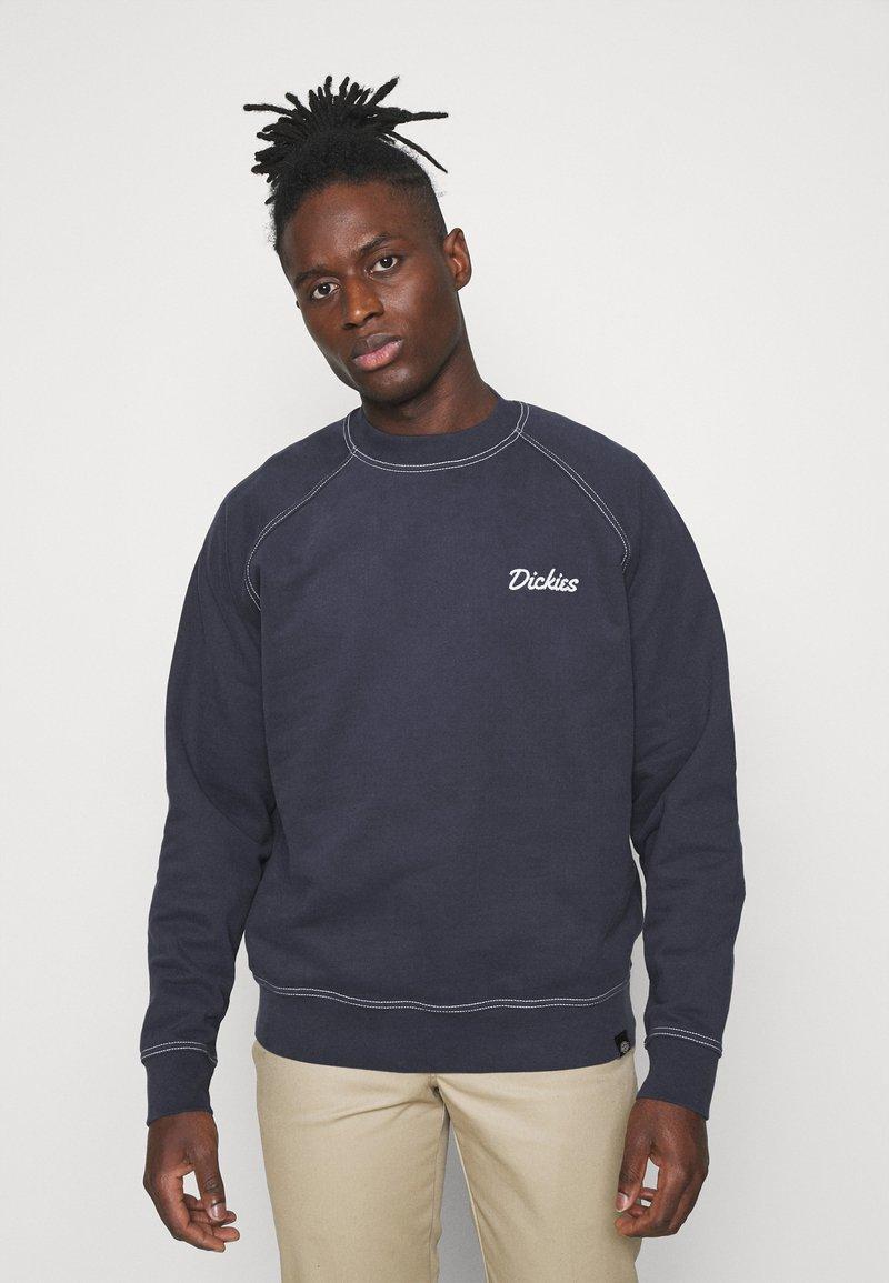 Dickies - HALMA - Sweatshirt - navy blue