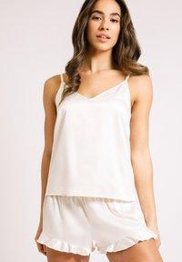 Chelsea Peers - NYC WELLNESS  - Pyjama - white - 0