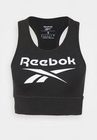 BRALETTE - Light support sports bra - black