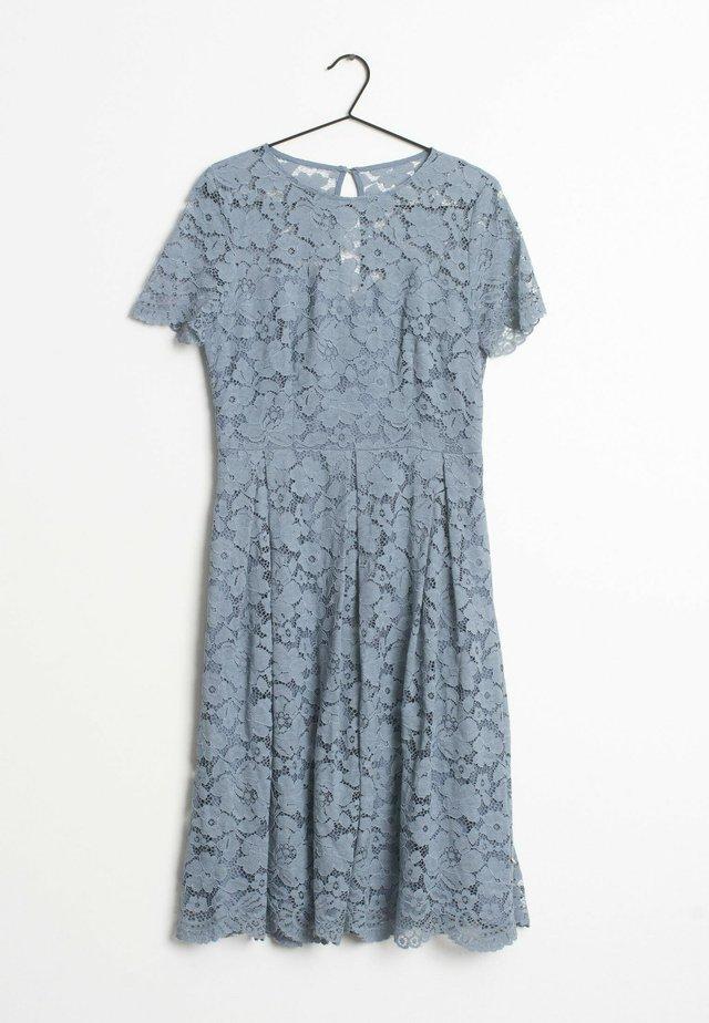 Korte jurk - blue-grey