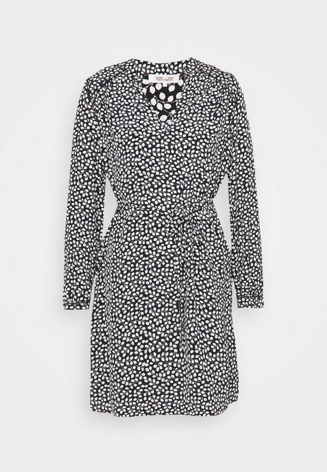 GLENDA - Robe chemise - navy