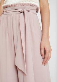 TFNC - JOANA PANTS - Trousers - pale mauve - 5