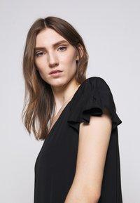 Bruuns Bazaar - LILLI FENIJA DRESS - Day dress - black - 3