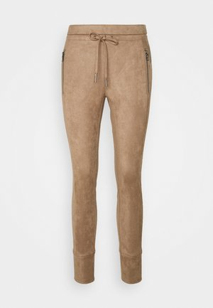 LEVINA SOFT - Pantalones - peanut