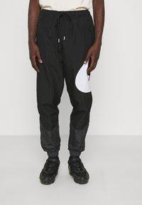 Nike Sportswear - PANT - Spodnie treningowe - black/anthracite/white - 3