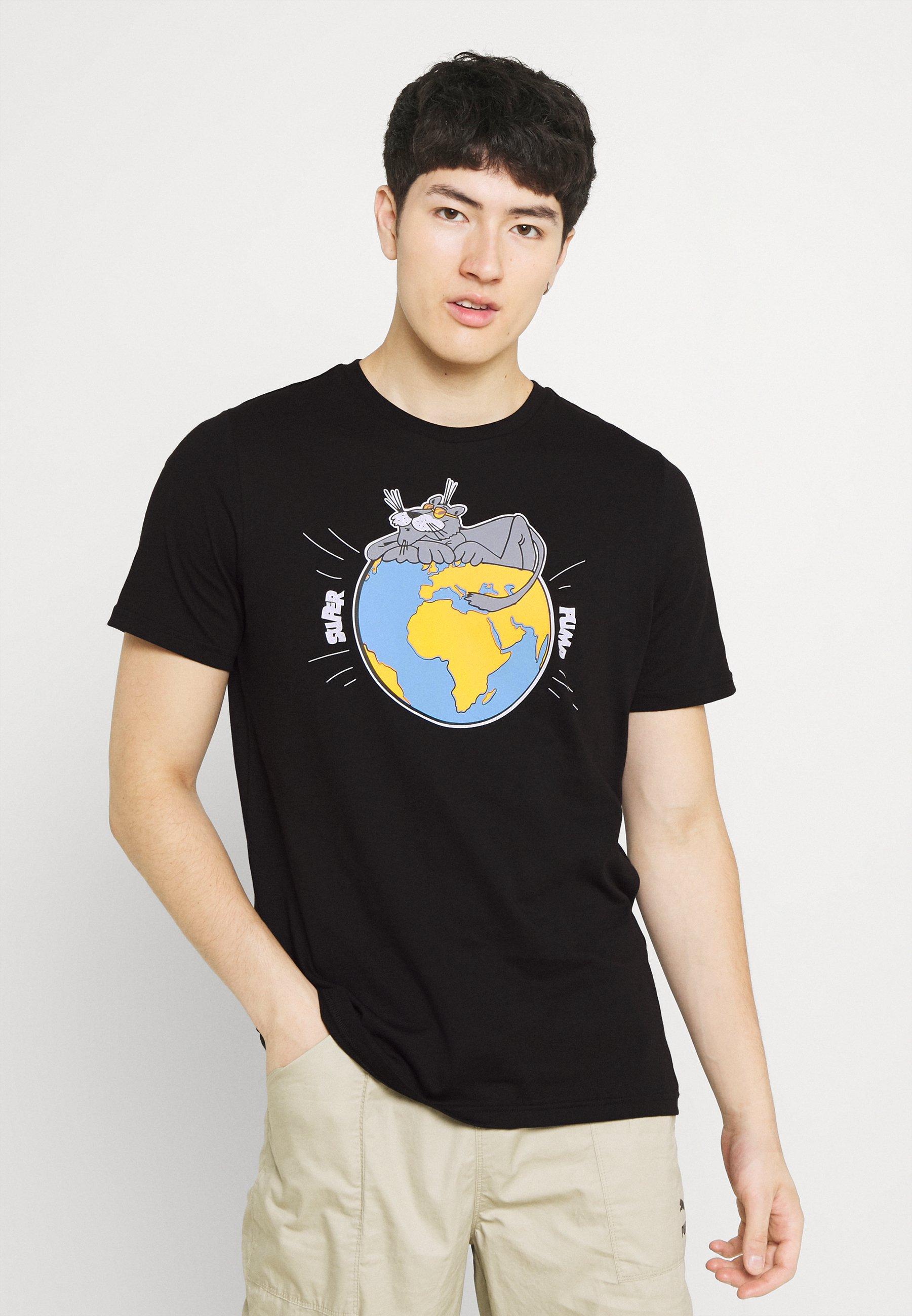 Homme GRAPHIC TEE - T-shirt imprimé