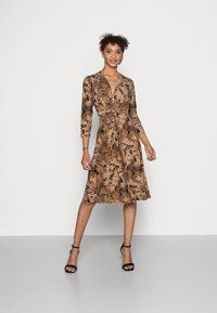 Ilse Jacobsen - DRESS - Jersey dress - ginger root - 0