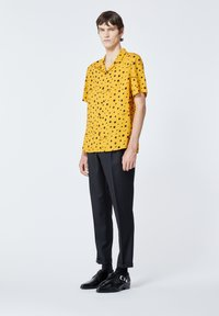 The Kooples - Shirt - yellow black - 1