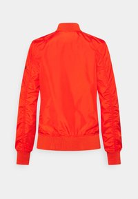 Alpha Industries - Bomber Jacket - atomic red - 7