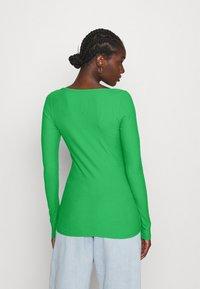 ARKET - Long sleeved top - green - 2