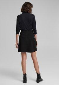 edc by Esprit - A-line skirt - black - 2