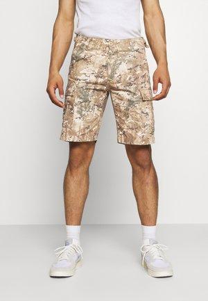 AVIATION COLUMBIA - Shorts - khaki