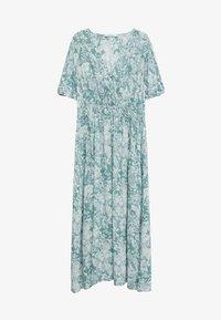 Violeta by Mango - LAGO - Maxi dress - wassergrün - 4