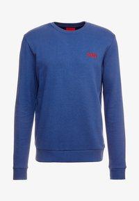 HUGO - DRICK - Sweatshirts - medium blue - 4
