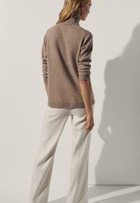 Massimo Dutti - Sweter - brown - 1