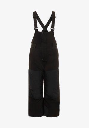 CORBIN PANT - Pantalón de nieve - black