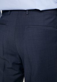 Calvin Klein Tailored - BISTRETCH DOT - Suit - blue - 10