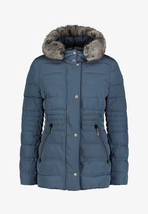 KUNSTDAUNE - Winter jacket - china blue