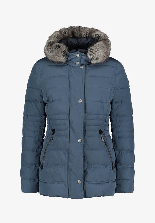 KUNSTDAUNE - Winter jacket - china blue