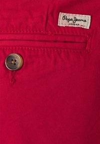 Pepe Jeans - BALBOA - Shorts - mars red - 2