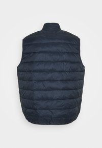Jack & Jones - JJEMAGIC BODYWARMER COLLAR  - Väst - navy blazer - 1