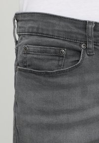 Burton Menswear London - SLIM WASH GREY - Straight leg jeans - grey - 3