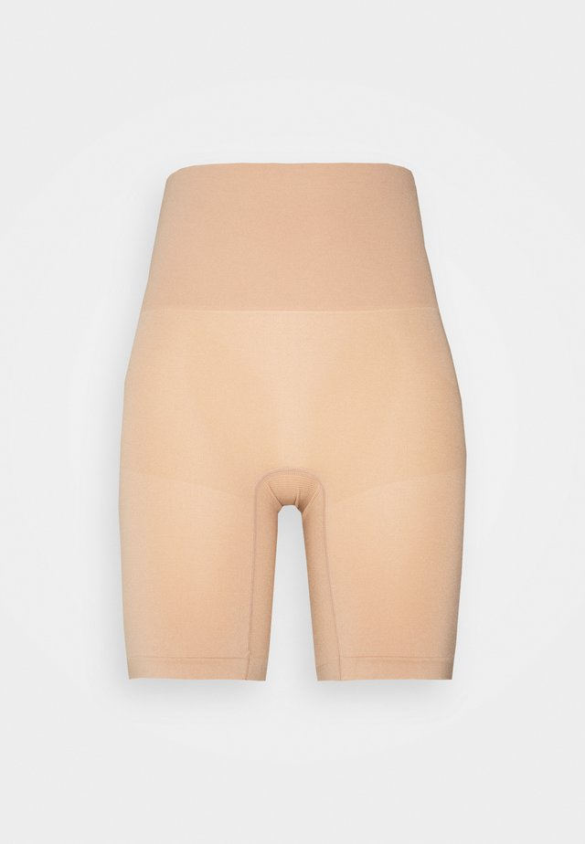 SMOOTHER SHAPER HIGH WAIST SHORT - Shapewear - pecan fudge