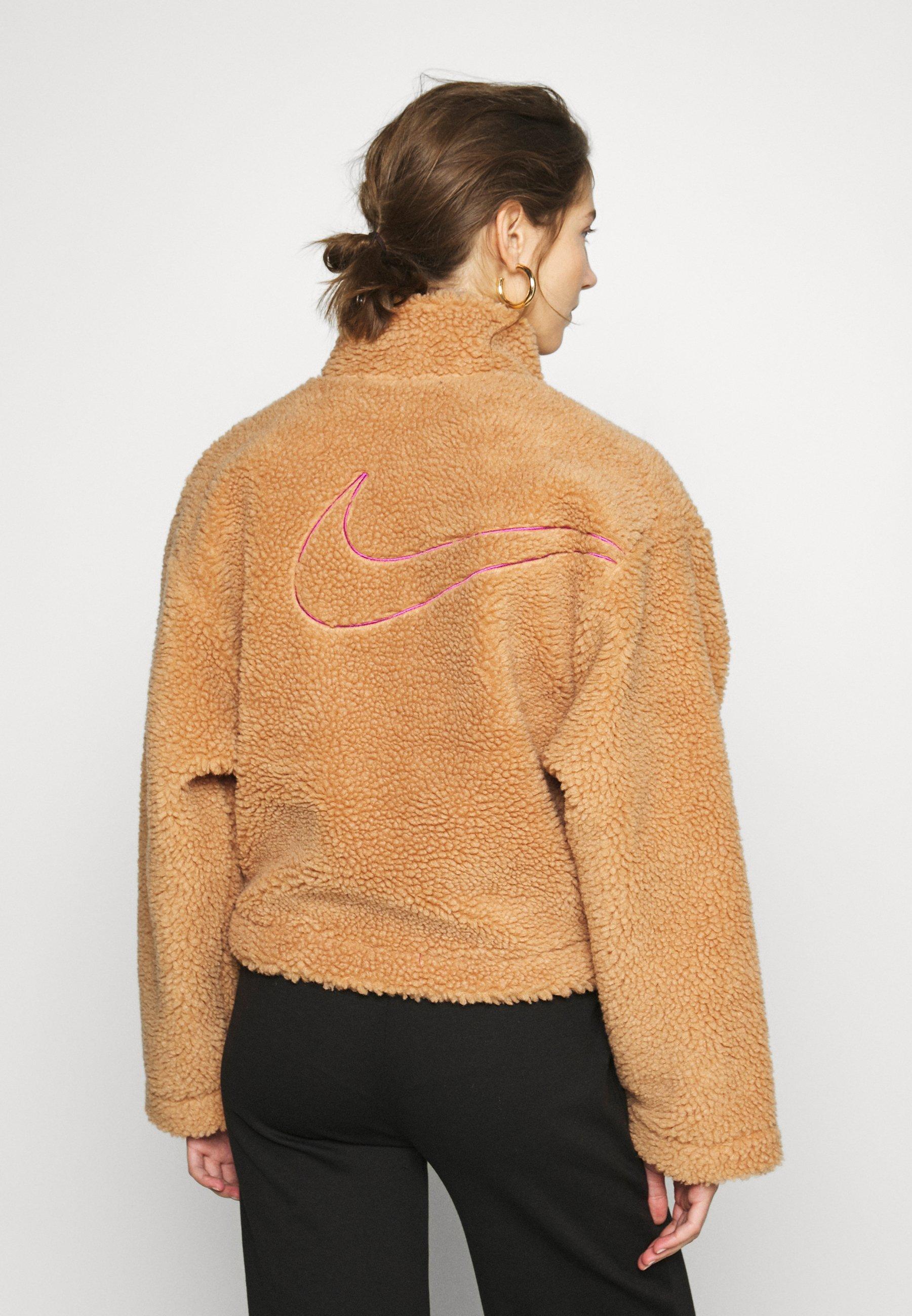 Nike Sportswear Winterjacke flax/cactus flower/braun