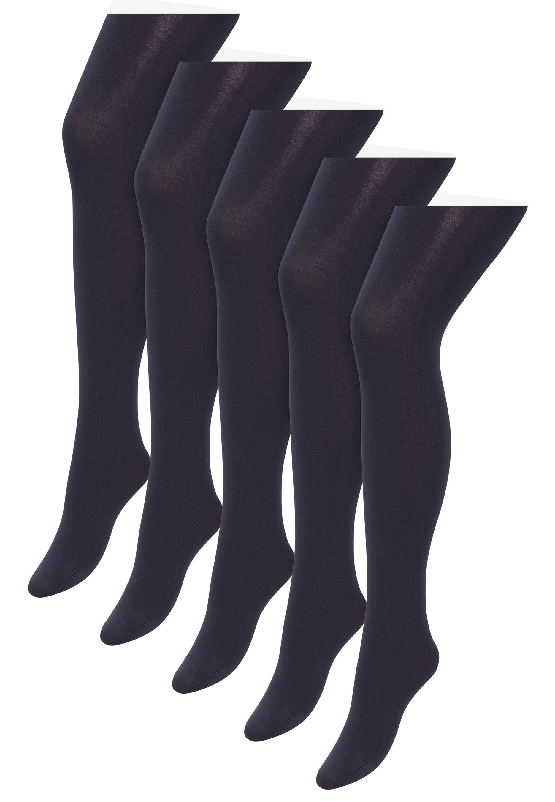 Femme 5 PACK - Collants