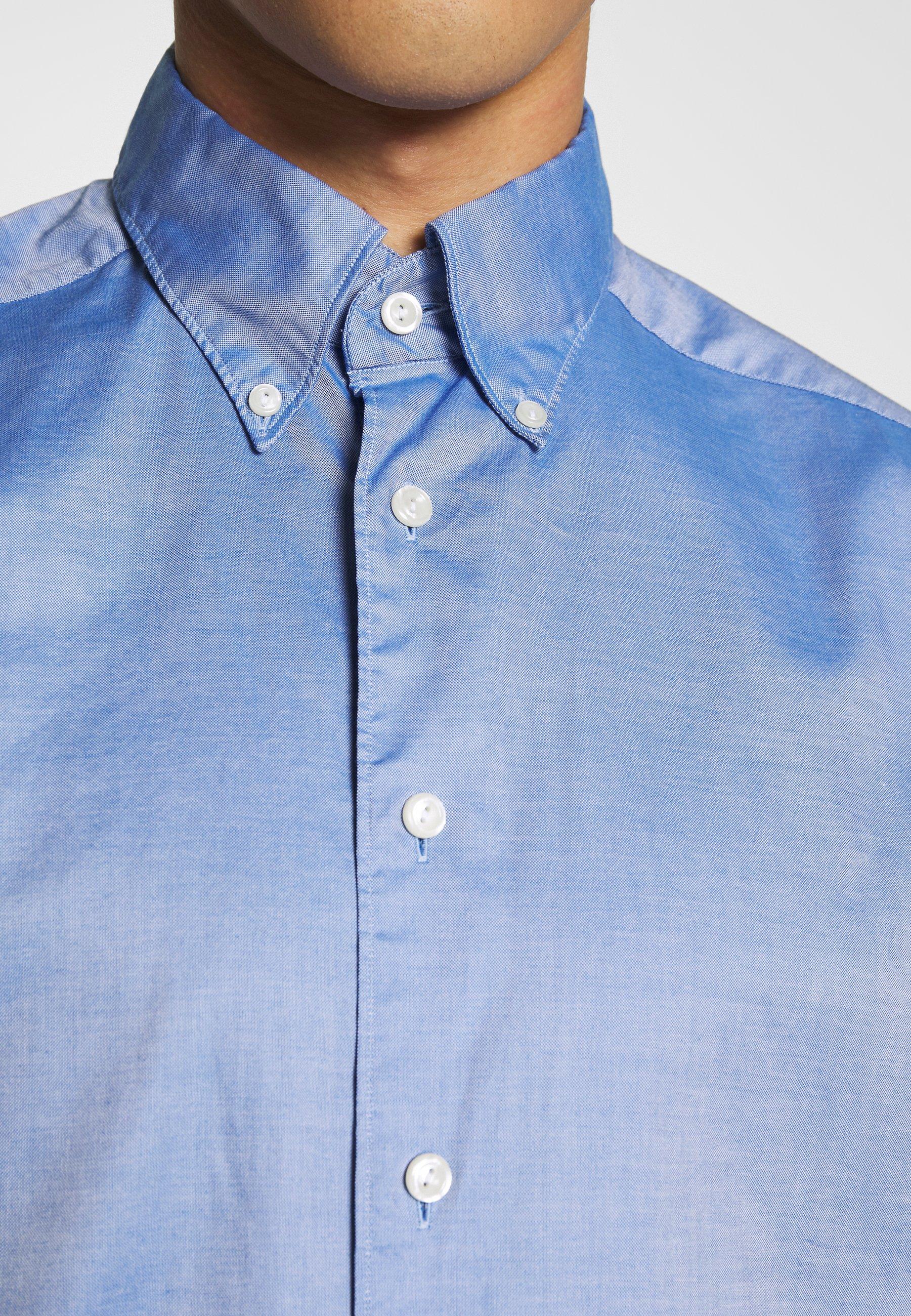 Eton SLIM FIT - Chemise classique - dark blue