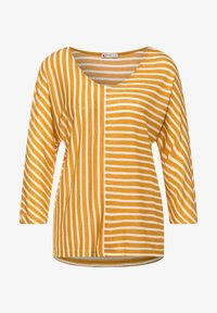 Street One - Long sleeved top - sulphur yellow - 3
