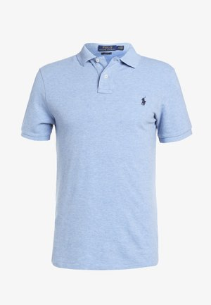 SLIM FIT - Polo shirt - jamaica heather