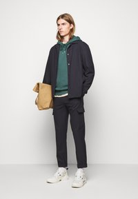 Holzweiler - HAROLD TROUSERS - Cargo trousers - blueberry - 1