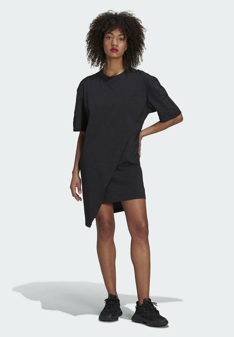 adidas Originals - Vestido informal - black