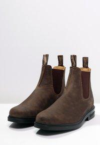 Blundstone - 1308 DRESS SERIES - Korte laarzen - brown - 2