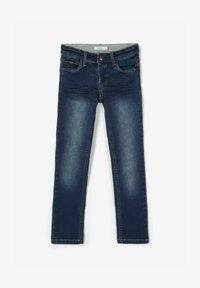 Name it - Jeans straight leg - dark blue denim - 1