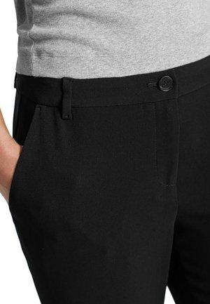 CLASSIC - Trousers - black