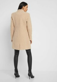 ORSAY - Classic coat - desert beige - 1