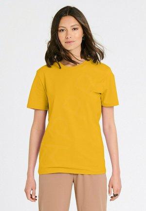 ESSENTIAL  - T-shirt basic - lemon