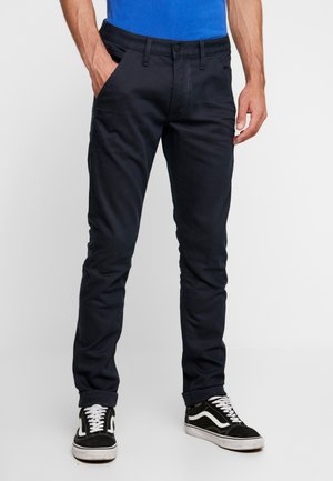 LUKE TAILORED - Jeans slim fit - mission clean