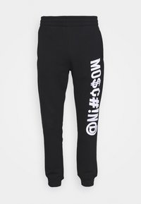 MOSCHINO - TROUSERS - Tracksuit bottoms - black - 7