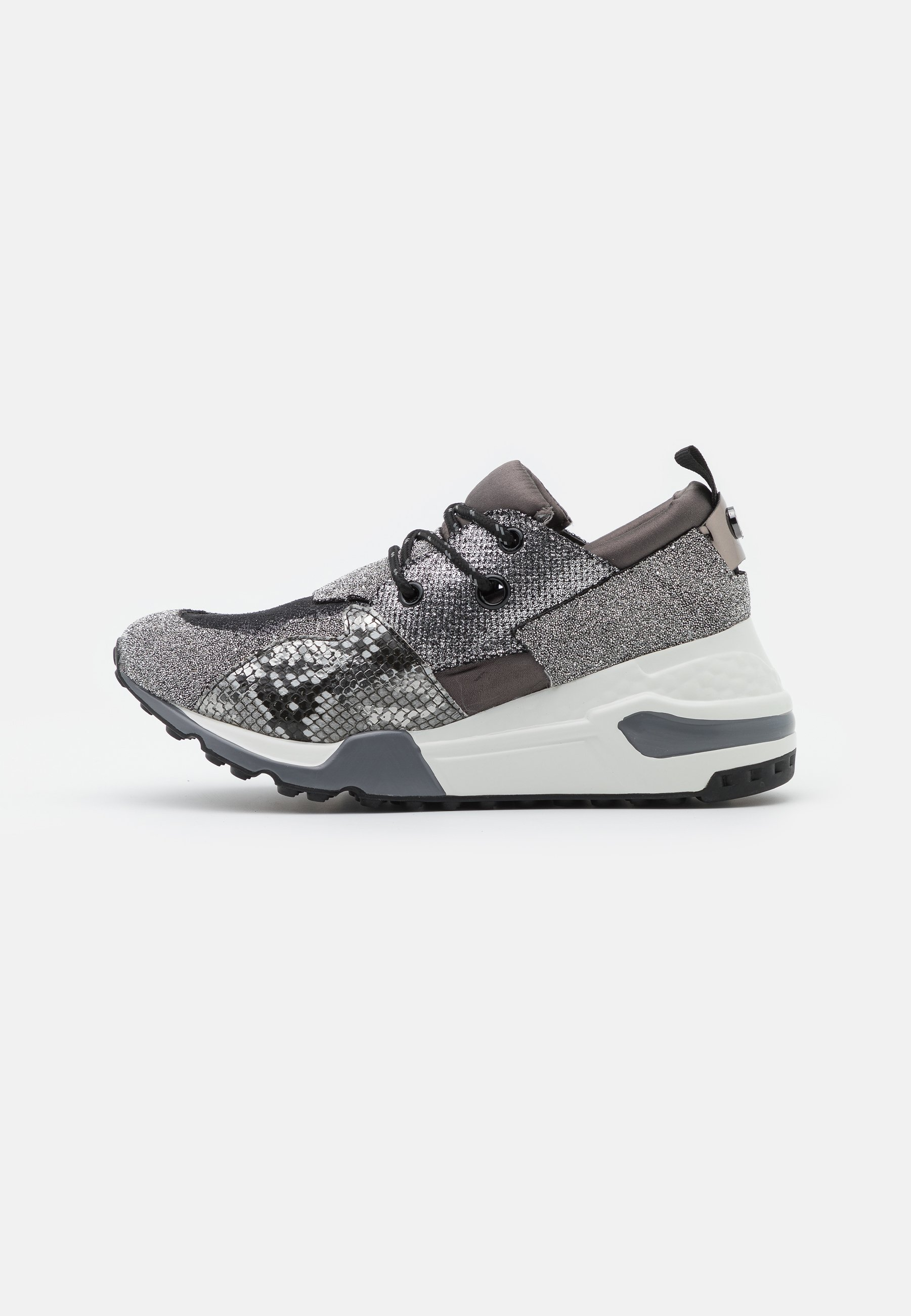 CLIFF Sneakers pewtermulticolor